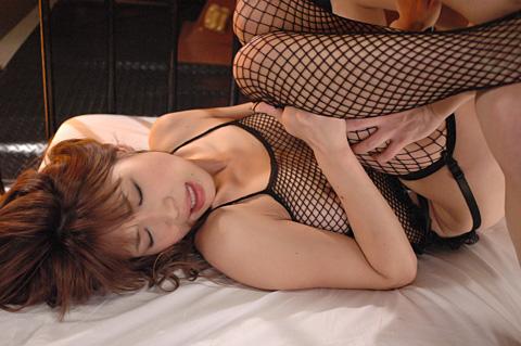 ソフトSM拘束SEX黒沢愛 無修正画像38