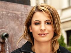 ハンガリー美女と異文化交流 - アンドレア -