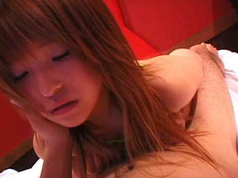 可愛いお姉さんに小さめなビキニを着させてハメ撮りちひろ 無修正画像09