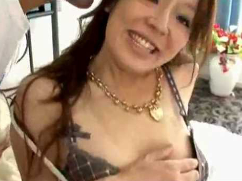 美女の美尻&美乳舞織瑠姫 無修正画像02