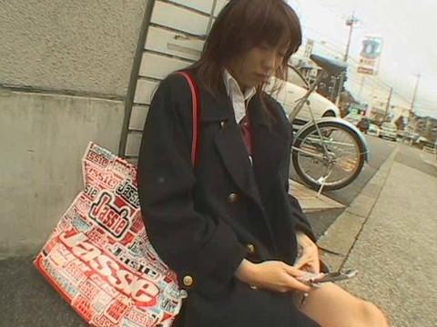 爆乳ロリ顔美女のエロカワ女学園 02 無修正画像01