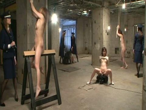 女は恐ろしい・・・絶望の刑務所 Part2 無修正画像01
