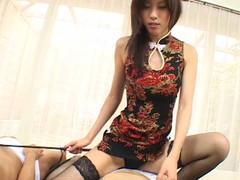 職業色々なコスプレ姿を披露して抜群のスタイルと最高のセックスで圧倒しちゃう立花里子 Vol.2