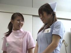 入院中は色々と欲求不満になるから看護婦さんにチンポ見せつけて抜いてもらえるか検証 Part.3