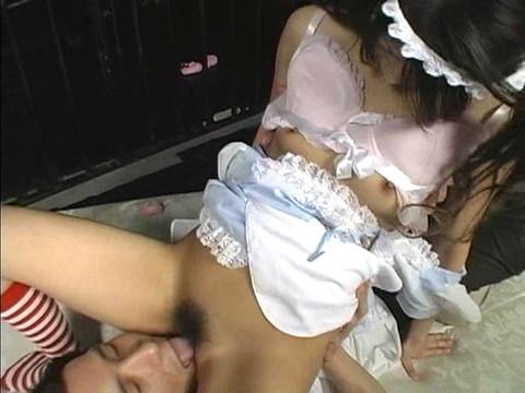 喫茶店の地下室でバイトの面接と称して女子校生を拉致監禁してセックスを強要 Vol.2 無修正画像01