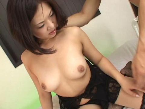 桜井ゆりあ癒し系美巨乳Gカップに癒しセックス Vol. 03 無修正画像02
