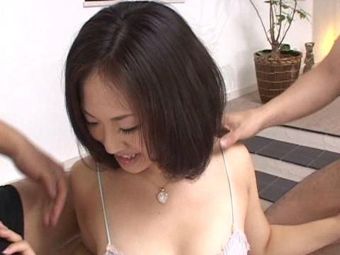 桜井ゆりあ癒し系美巨乳Gカップに癒しセックス Vol. 04 無修正画像01